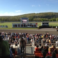 Photo taken at Tioga Downs Casino by Jim N. on 5/5/2012