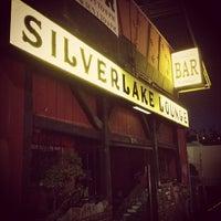 Photo taken at Silverlake Lounge by Adam B. on 5/26/2012