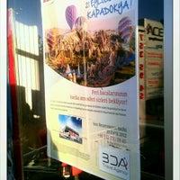 Photo taken at Etstur Side Bda Turizm by KaaN K. on 9/4/2012