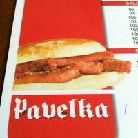 Foto tirada no(a) Pavelka por Filipe A. em 8/18/2012