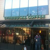 Photo taken at Starbucks by Stef P. on 9/1/2012