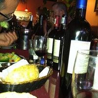 Photo taken at Cribari's Ristorante by Megan P. on 4/17/2012