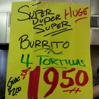 Photo taken at Casa D's Taqueria by Russell F. on 3/22/2012