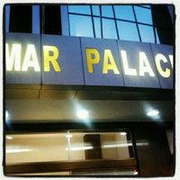 Foto tirada no(a) Hotel Mar Palace por Fernando A. em 5/2/2012