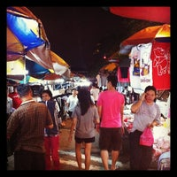 Photo taken at OUG Pasar Malam by Justin S. on 4/12/2012