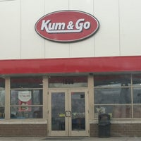 Photo taken at Kum & Go by Laura N. on 2/25/2012