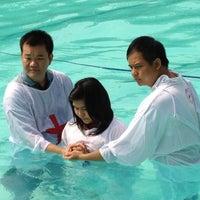 รูปภาพถ่ายที่ Kolam Renang Gelanggang Sunter โดย Fanny W. เมื่อ 7/28/2012