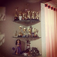Foto tirada no(a) Studio Vanessa Castro - Dança do Ventre por Louise C. em 8/13/2012