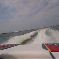 Photo taken at Atlantic Ocean by Andrea F. on 7/5/2012