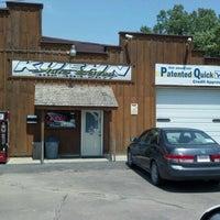 Photo taken at Kuehn Auto by Dan K. on 6/8/2012