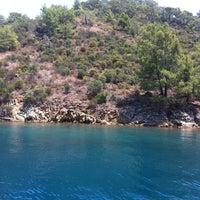 7/18/2012 tarihinde Benay U.ziyaretçi tarafından Göcek Adası'de çekilen fotoğraf