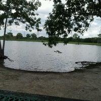 8/23/2012 tarihinde Grace M.ziyaretçi tarafından George Bush Park'de çekilen fotoğraf