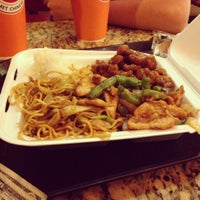 Photo taken at Panda Express - South Pasadena by Bradley V. on 3/29/2012