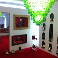 Photo taken at Christian Louboutin by Anton K. on 4/8/2012