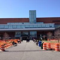 Photo taken at Brooklyn College West Quad Complex by Sammy K. on 3/20/2012