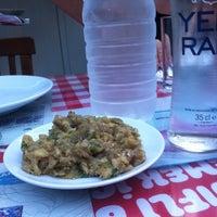 Photo taken at Kardeşim Pide Kebap Salonu by Arda A. on 7/7/2012