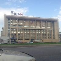 Photo taken at ВТБ24 by Sergey B. on 5/5/2012