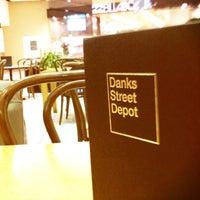 Photo taken at Danks Street Depot by David J S. on 8/17/2012