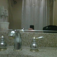 Photo taken at Crowne Plaza Hotel Orlando Airport by Chris S. on 2/17/2012