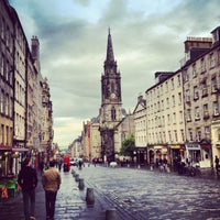 Photo taken at G&V Royal Mile Hotel by Brian H. on 6/17/2012