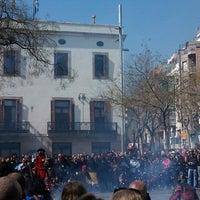 Foto tomada en Plaça d'Orfila por Alejandro A. el 3/17/2012