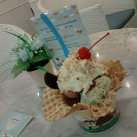 Photo taken at Gelate' @ ROBINSON TRANG by Kim S. on 5/1/2012