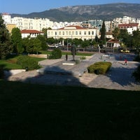 Photo taken at Πάρκο Ελευθερίας by Costis on 7/18/2012