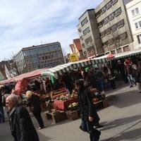 3/17/2012에 Rainer S.님이 Marktplatz Reutlingen에서 찍은 사진