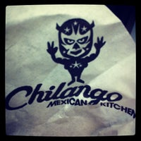 Photo taken at Chilango by Will G. on 6/1/2012
