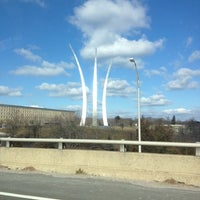 Photo taken at United States Air Force HQ by Paul R. on 2/15/2012