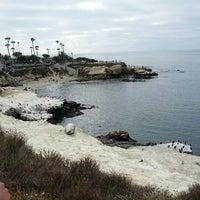 7/6/2012 tarihinde Bogdan K.ziyaretçi tarafından La Jolla Shores Beach'de çekilen fotoğraf