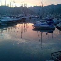 6/15/2012 tarihinde brcdrkziyaretçi tarafından D-Marin Göcek Marina'de çekilen fotoğraf