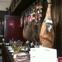 Photo taken at Restaurante Azabache by Abraham V. on 2/14/2012