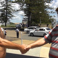 Photo taken at QLD & NSW Border by Bob H. on 3/10/2012