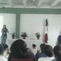 Photo taken at Centro Universitario Enrique Diaz De León (UNEDL) by Alfredo on 7/13/2012