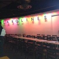 Photo taken at Carolines on Broadway by Justin on 3/5/2012