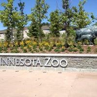 Photo taken at Minnesota Zoo by Jayrod C. on 7/26/2012