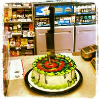 Photo taken at dairy mart by Amanda T. on 8/21/2012