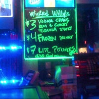 Photo taken at Wicked Willy's by Francis M P. on 7/26/2012