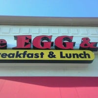 Photo taken at The Egg & I Restaurants by Tim G. on 4/21/2012