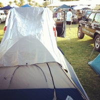 Photo taken at Coachella Car Camping by Jake S. on 4/21/2012
