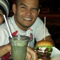 Photo taken at Burger grill Pandan Indah by Saiful Hafizi C. on 5/10/2012
