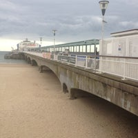 Photo taken at Bournemouth Pier by Alistair on 7/20/2012