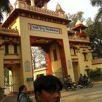 Photo taken at Banaras Hindu University by Ajay S. on 2/16/2012