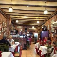 Photo taken at Restaurante nou palas by Luis P. on 6/2/2012