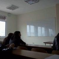 Photo taken at TEI Θεσσαλίας by Iakovina V. on 3/8/2012
