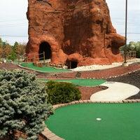Photo taken at Willowbrook Golf Center by Jennifer W. on 4/18/2012