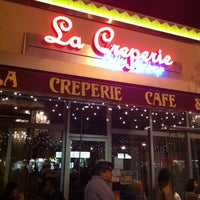 Photo taken at La Creperie Cafe by Ruwaida A. on 6/9/2012