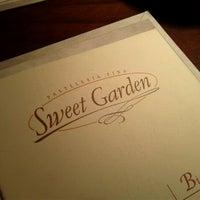 Photo taken at Sweet Garden by Manuel L. on 2/29/2012