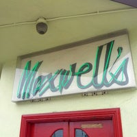 Photo taken at Maxwell's Café by Paul R. on 6/17/2012